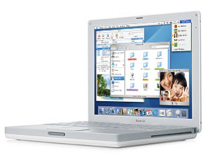Apple History Com Ibook G4
